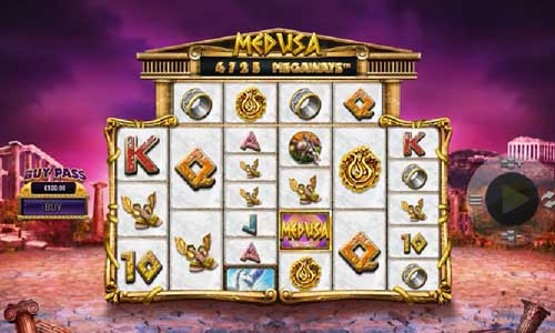 Medusa Megaways casino slot
