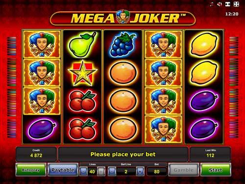 Mega Joker free slot