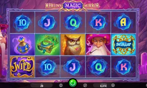 Merlins Magic Mirror free slot