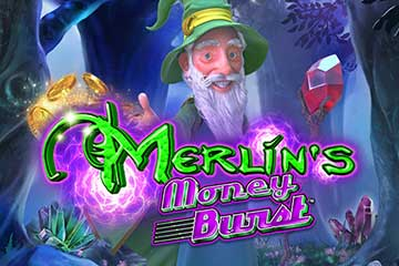 Merlins Moneyburst free slot
