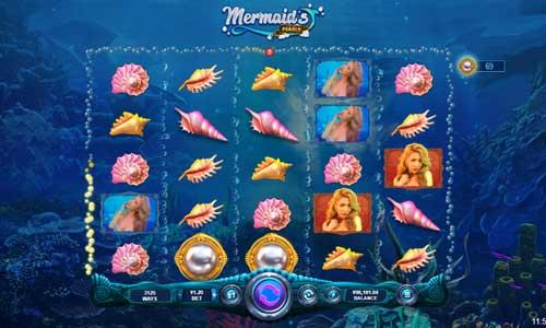 Mermaids Pearls free slot