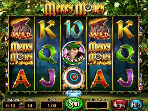 Merry Money free slot