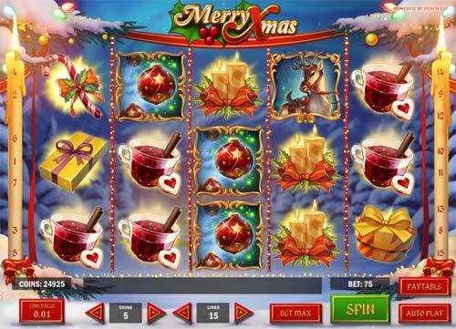 Merry Xmaswin both ways slot