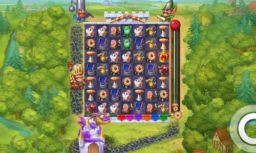 Micro Knightscascading reels slot