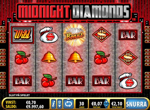 Midnight Diamonds free slot
