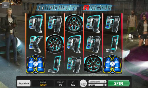 Midnight Racer free slot
