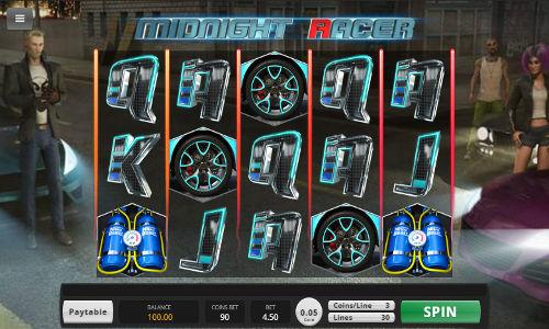 Midnight Racer casino slot