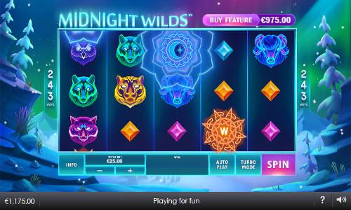 Midnight Wilds free slot