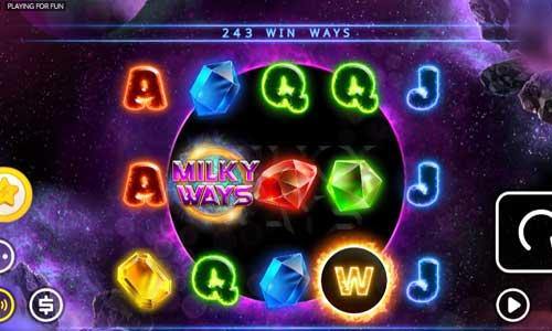 Milky Ways free slot