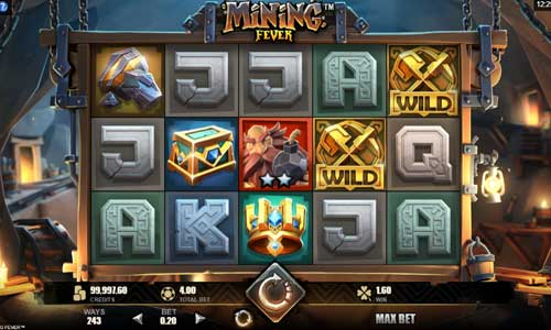 Mining Fever free slot