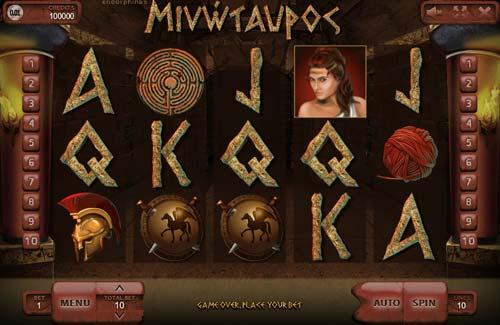 Minotaurus free slot