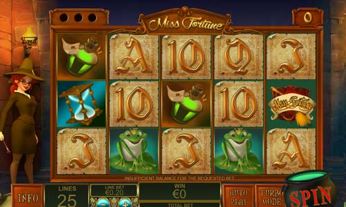 Miss Fortune free slot