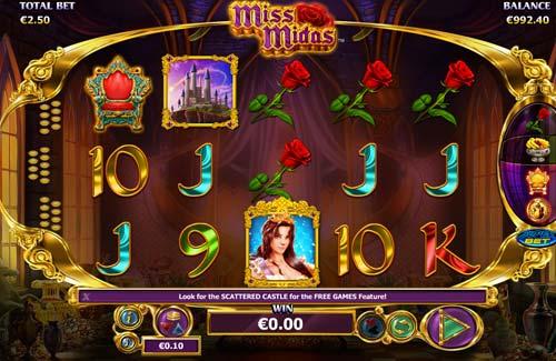 Miss Midas free slot