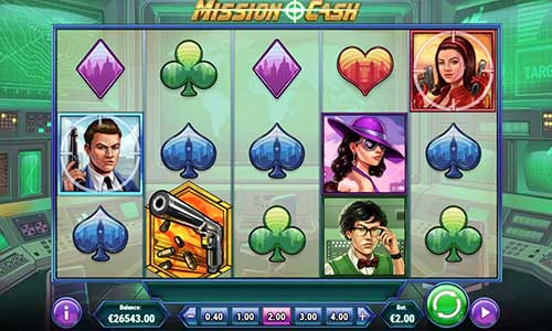 Mission Cash free slot