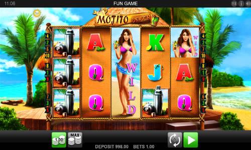 Mojito Beach casino slot