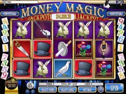 Money Magic slot