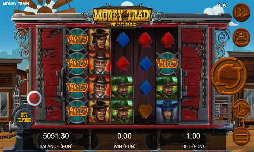 Money Train free slot