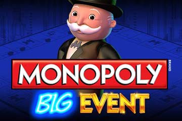 Monopoly Big Event casino slot
