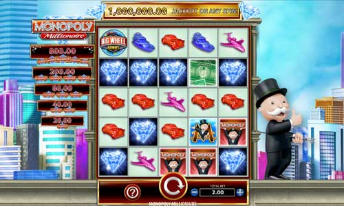 Monopoly Millionaire free slot