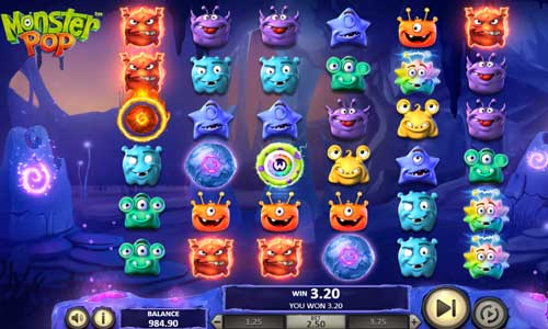 Monster Pop free slot