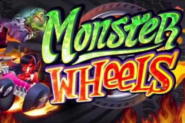 Monster Wheels casino slot