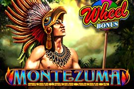 Montezuma slot Williams Interactive