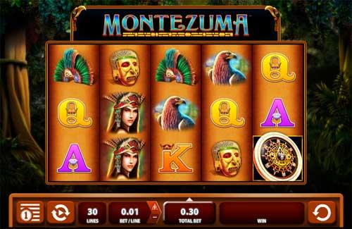 Montezuma free slot
