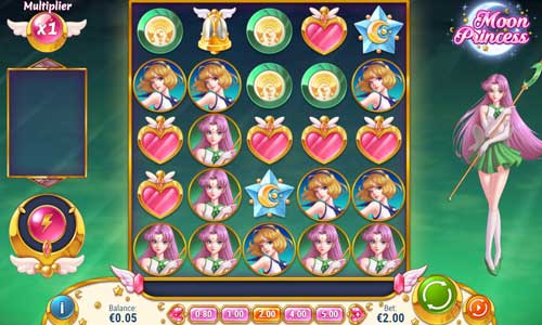 Moon Princess free slot
