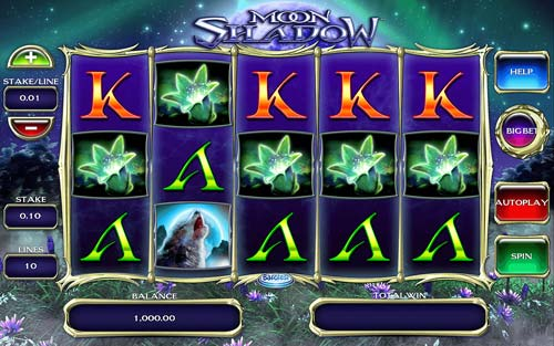 Moon Shadow free slot