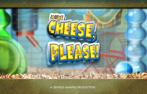 More Cheese Please free slot