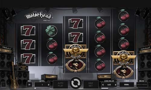 Motorhead free slot