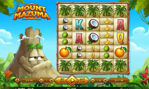 Mount Mazuma free slot