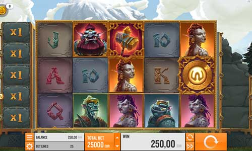 Hall of the Mountain King casino slot