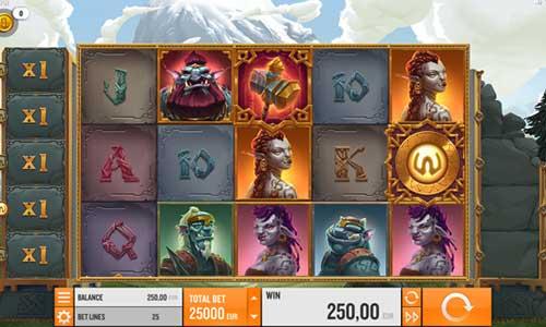 Mountain King free slot