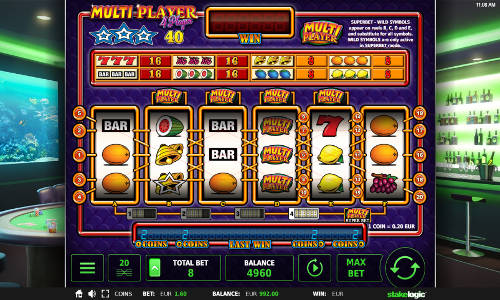 Multi Player 4 Player free slot