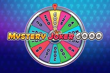 Mystery Joker 6000 slot Playn Go