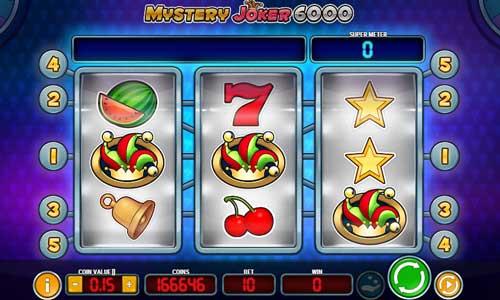 Mystery Joker 6000 free slot