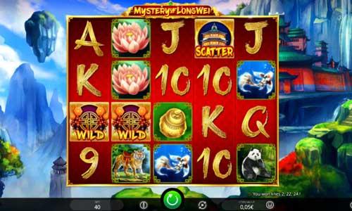 Mystery of Longwei free slot