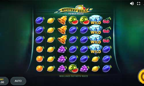 Mystery Reels Power Reels free slot