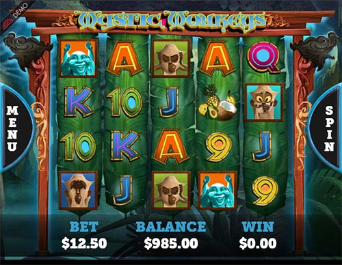 Mystic Monkeys free slot