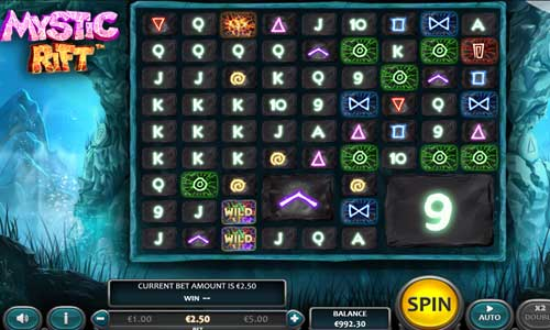 Mystic Riftcolossal symbols slot