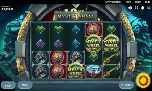 Mystic Wheel free slot