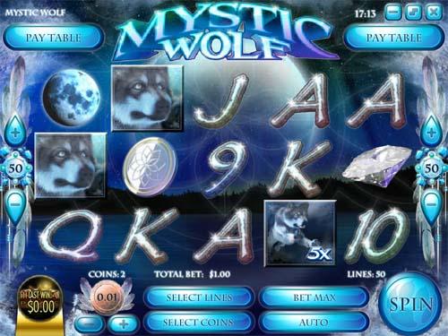 Mystic Wolf slot