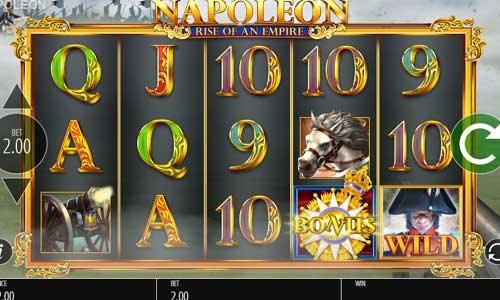 Napoleon Rise of an Empire free slot