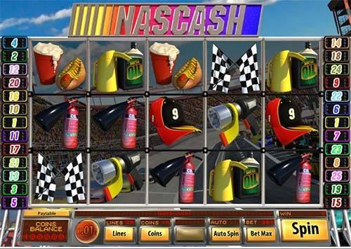 Nascash free slot