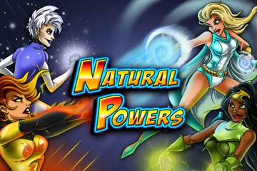 Natural Powers casino slot