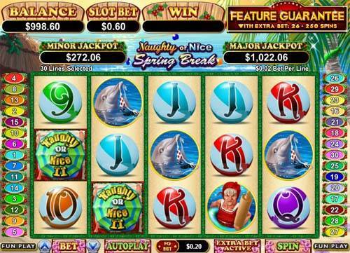 The Naughty List™ Slot Machine Game to Play Free in Realtime Gamings Online Casinos