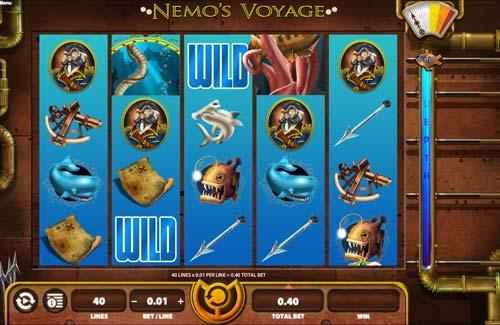 Nemos Voyage free slot