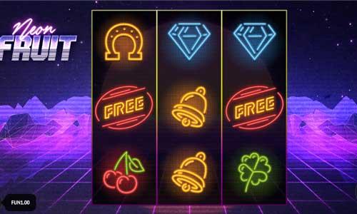 Neon Fruit free slot