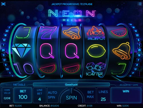 Play Neon Life Online Slot at Casino.com UK